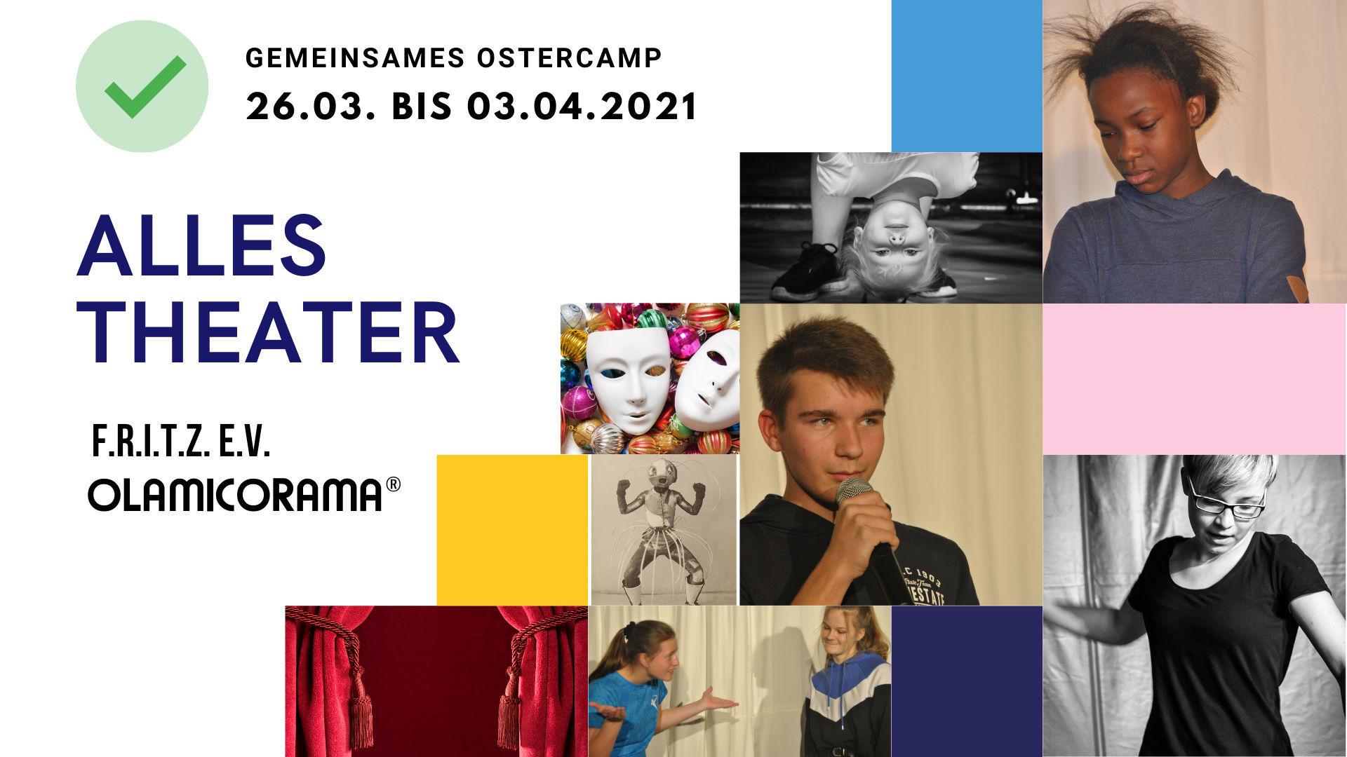 OSTERCAMP 2021 - ALLES THEATER